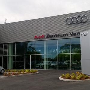 Copertura lattoneria Audi