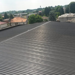 Cantiere palestra Lentate